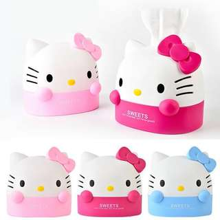 🚚 Hello Kitty Toilet paper holder