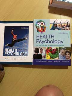 health psychology hp3703