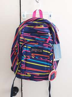 Jansport ribbons