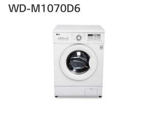 Mesin Cuci LG WDM1070D6