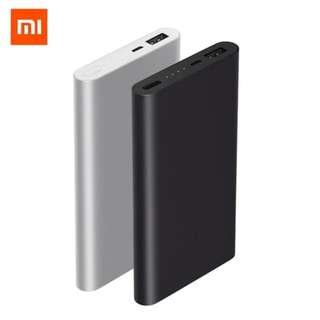 Powerbank Xiaomi Mi Pro 2i 10000mAh 2 USB FAST CHARGING Mi2i