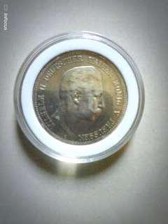🚚 普魯士1902年德國古銀幣