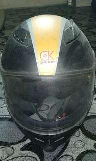 Helmet CK fullface