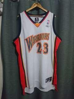 Vintage Jason Richardson Warriors Jersey
