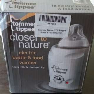 Tomme Tippee Electric Bottle & Food Warmer