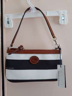 Dooney and bourke stripes