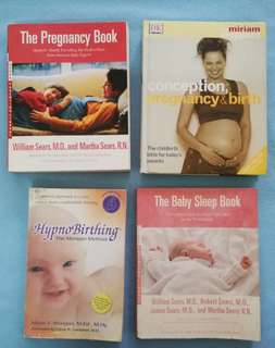 Birth & Parenting Books