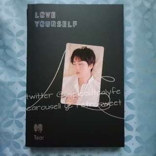 [WTS/LFB] BTS LOVE YOURSELF: TEAR/HER ALBUMS