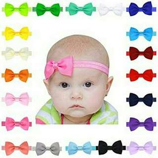 Baby Turban Bow Ribbon