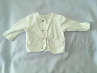 Baby jacket cardigan