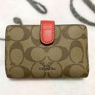 🇺🇸美國(連US gift receipt)🇺🇸Coach 女裝Wallet