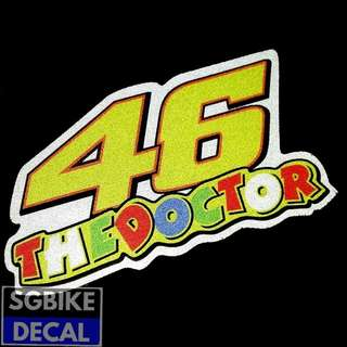 46 Reflective Decal