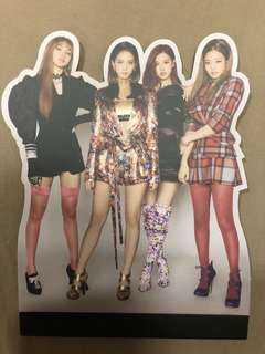 Blackpink group standee square up
