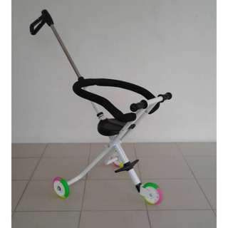 Magic Stroller 3 Wheels
