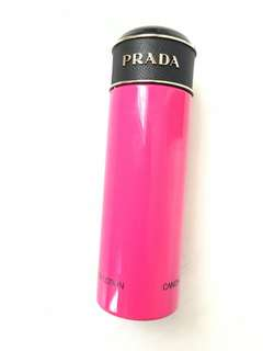 Prada Candy Lotion container