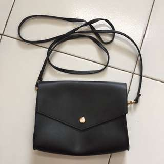 sling bag model cotton on(reprice)