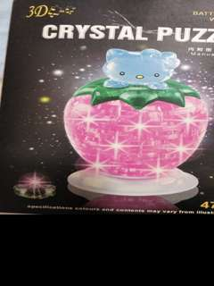 Hello kitty 3D puzzle