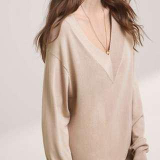 Wilfred Mercure Sweater