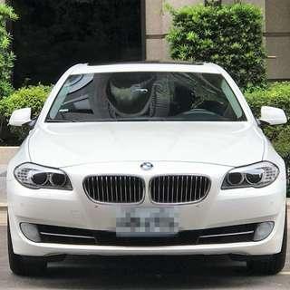 2012~BMW 528I 2.0cc