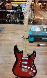 Gitar Elektrik Legacy EG 100 Pearl Sb( Kredit )
