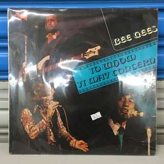 "Bee Gees 12"" LP"