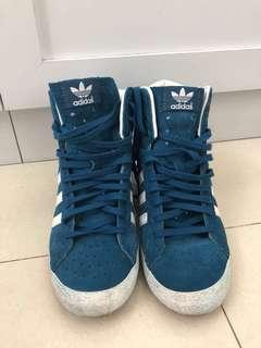 Adidas Original Basket Profi Wedge Shoes