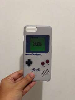 Hardcase game boy iphone 8+