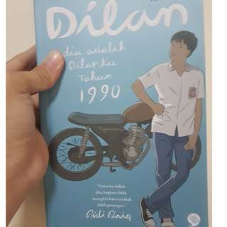 NOVEL DILAN 1990 (EDISI REVISI)