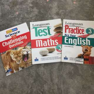 year 3-4 books bundle
