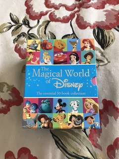 30 Book Disney Collection