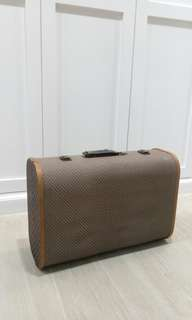 Vintage looking luggages