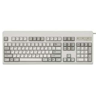 Topre Keyboard (104UB/104UW/104UBS/104UWS)