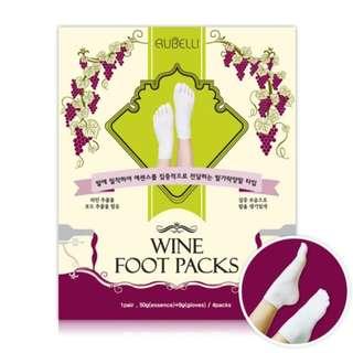 🚚 Wine Foot Maks