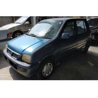 2001 Perodua KANCIL 850 EX (M)