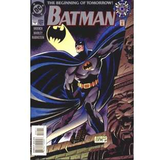 BATMAN #0 (1994) The Beginning of Tomorrow!