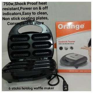 Waffle Maker 6 Sticks