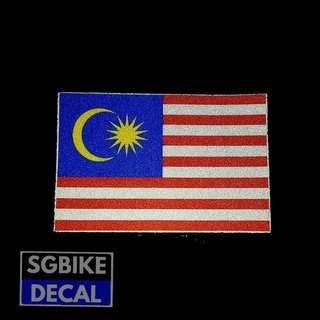 Malaysia Reflective decal