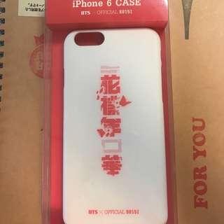 BTS 防彈少年團 iPhone 6/6s Case