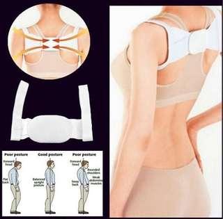 🚚 Back straightener
