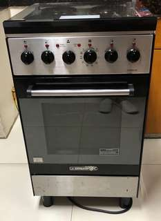 La Germania FS5004 40 Gas Range