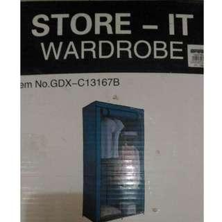 Store It Wardrobe Cabinet