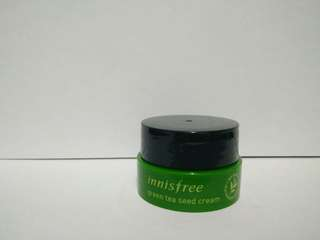 Greentea seed cream innisfree