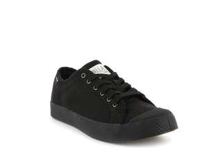 🚚 PALLADIUM PALLAPHOENIX OG CVS 帆布鞋(全黑) 75733-037 餅乾