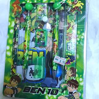 BEN10 Stationary Party Gift Pack
