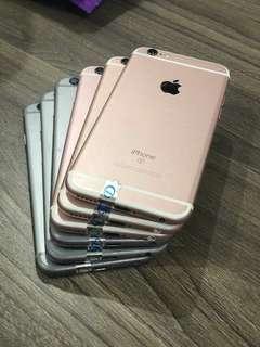 iPhone 6s 64GB ORI SECOND / BEKAS