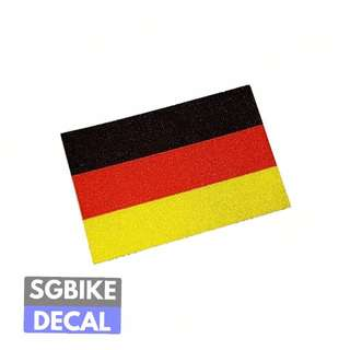 Germany Reflective Decal