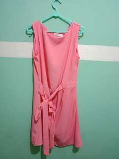 Dress Pink Number61