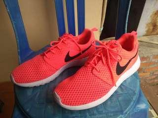 Nike Roshe Run Breeze Hot Lava Original size 42