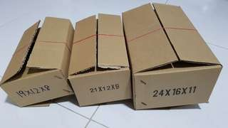 Delivery Boxes/Cartons/Package (Nego if bulk)