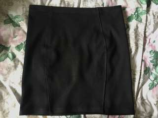 [Repriced] Topshop Black skirt